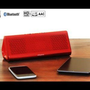review creative airwave portable wireless bluetooth speaker. Black Bedroom Furniture Sets. Home Design Ideas