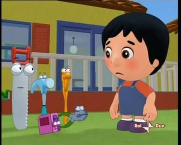 Handy Manny Mr Ayala S New Car Wash