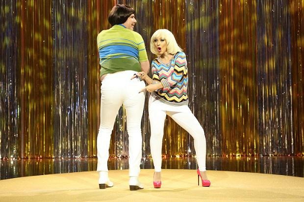 Christina aguilera joins will ferrell and jimmy fallon to - Will ferrell one man show ...