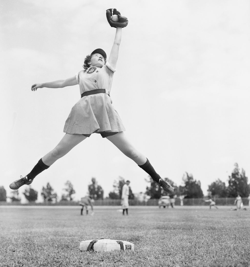 the creation of baseball women leagues in the us during world war ii All-american girls professional baseball league the end of world war ii who had been instrumental in promoting and publicizing the league during.