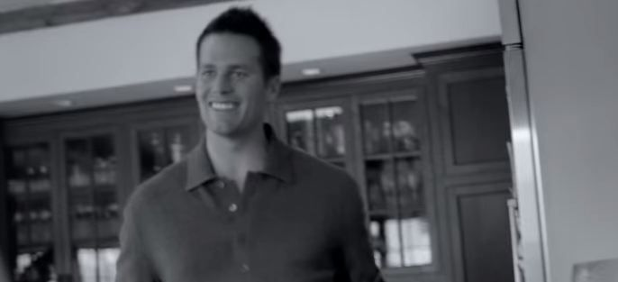 tom brady uggs commercial with his mom