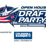 Blue Jackets Draft Party