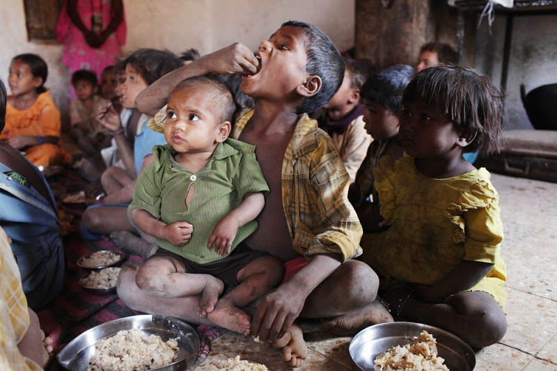 population hunger Key facts about global hunger today around the world, more than enough food is produced to feed the global population—but 815 million people go hungry each year[4.