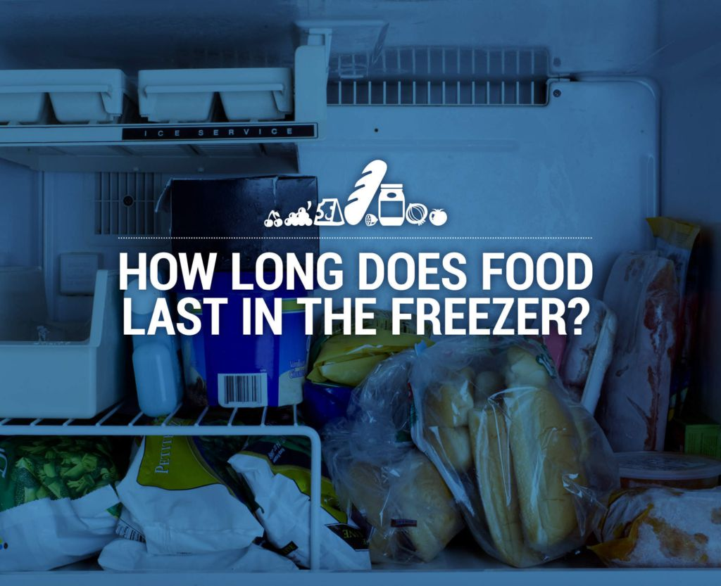 How Long Your Food Actually Lasts In The Freezer