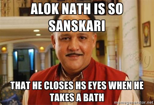 "The Most Funniest Memes Ever Of Alock Nath ""BABU JI""..!"