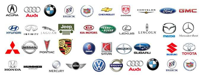 car logos and names a z list all car symbols and car brands. Black Bedroom Furniture Sets. Home Design Ideas