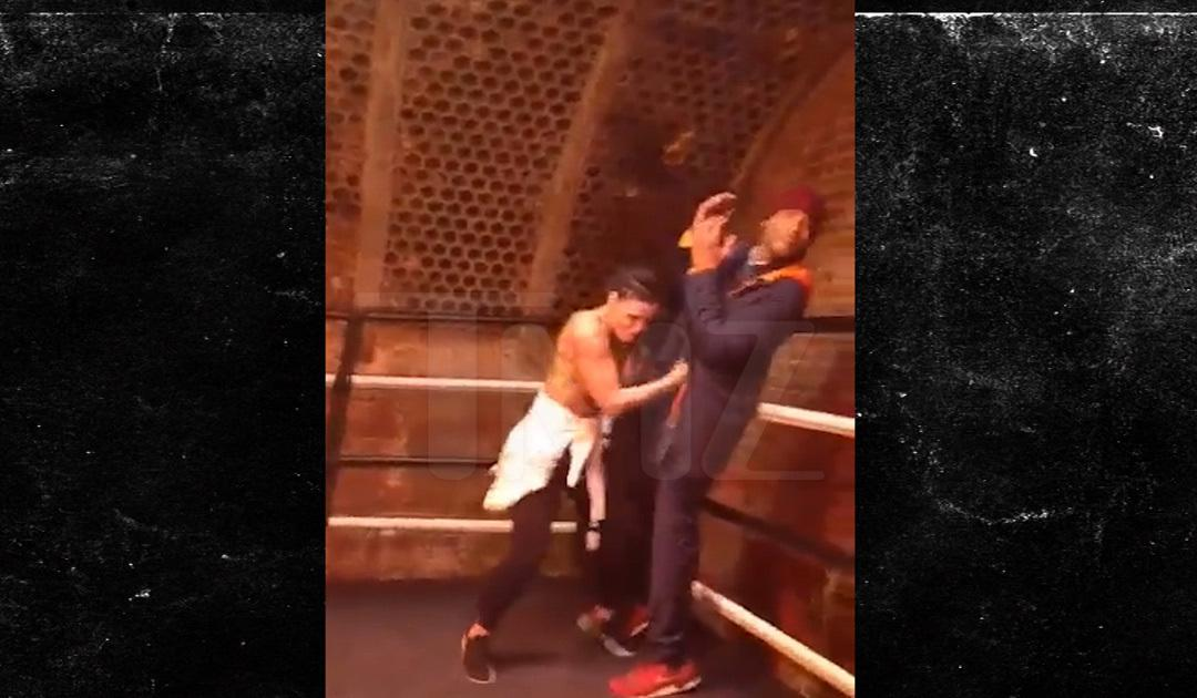 boxing helena fresh prince