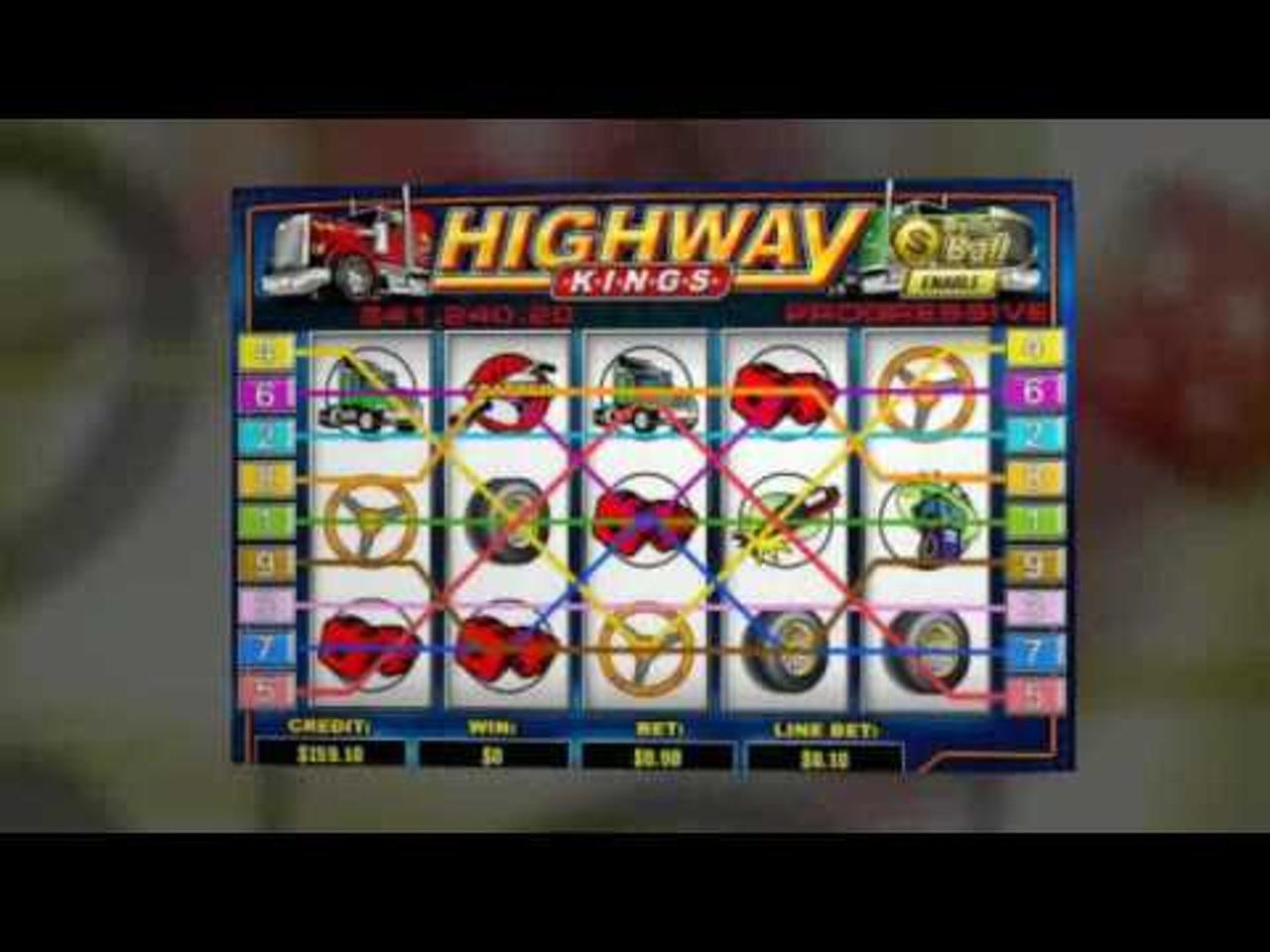 Highway king slot online