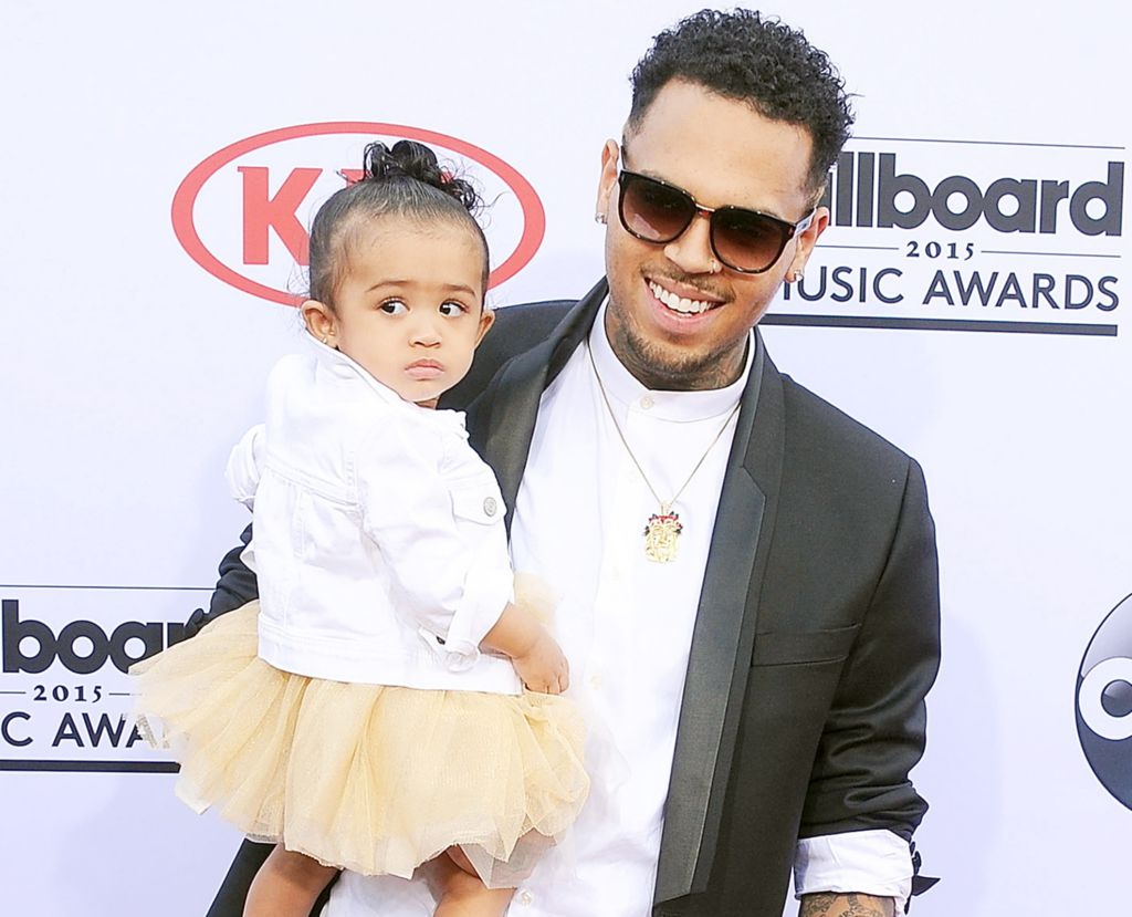 chris brown daughter - HD 1976×1600