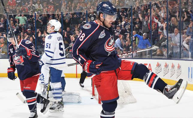 Blue Jackets - Boone Jenner Sonny Milano to appear at 2015 Blue