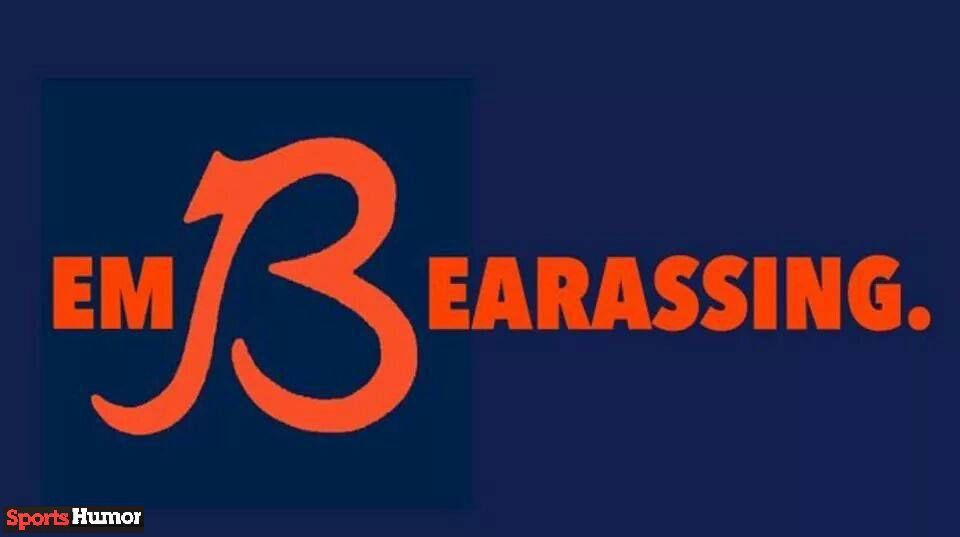 Logo Start With C >> The Chicago Bears had a new logo designed for them by their fans.... the results... are hilarious
