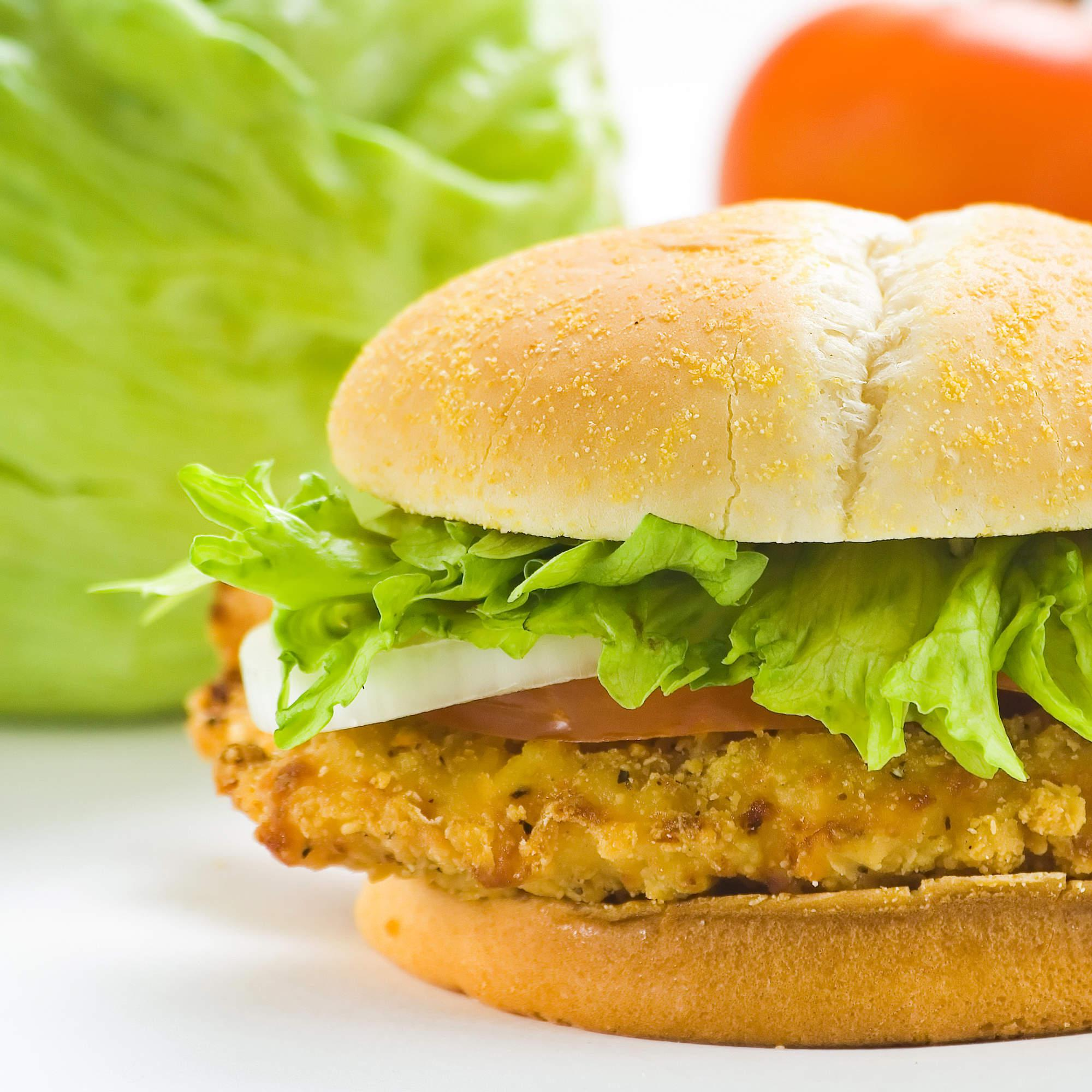 What Is The Healthiest Fast Food Sandwich