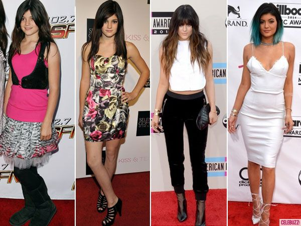 85b50a8670a Friday Fashion Flashback  Kylie Jenner s Style Evolution Through the Years