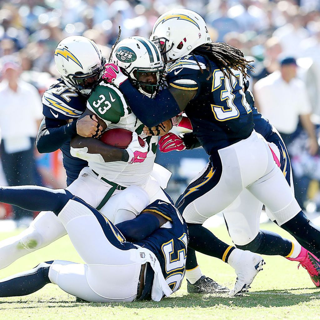 San Diego Chargers Blogs: Jahleel Addae At Starting Strong Safety In Chargers' First