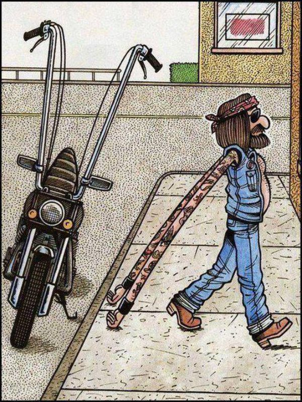 biker jokes a great collection of jokes funny pictures - 460×587
