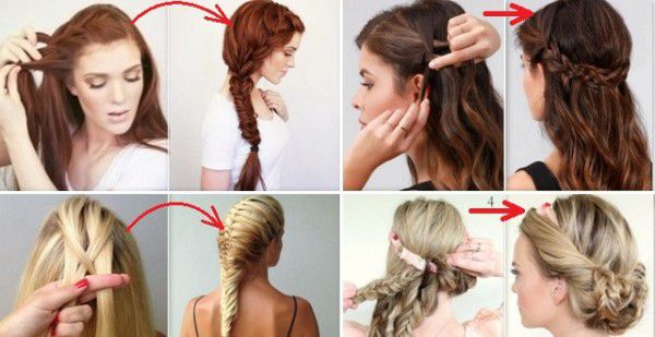 14 Breathtaking Diy Hairstyle Tutorials For Your New Spring Style All For Fashion Design