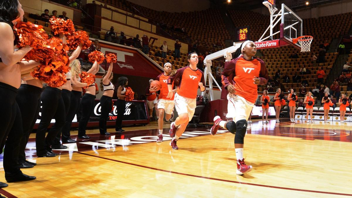 Virginia Tech announces 2016-17 ACC women's basketball ...