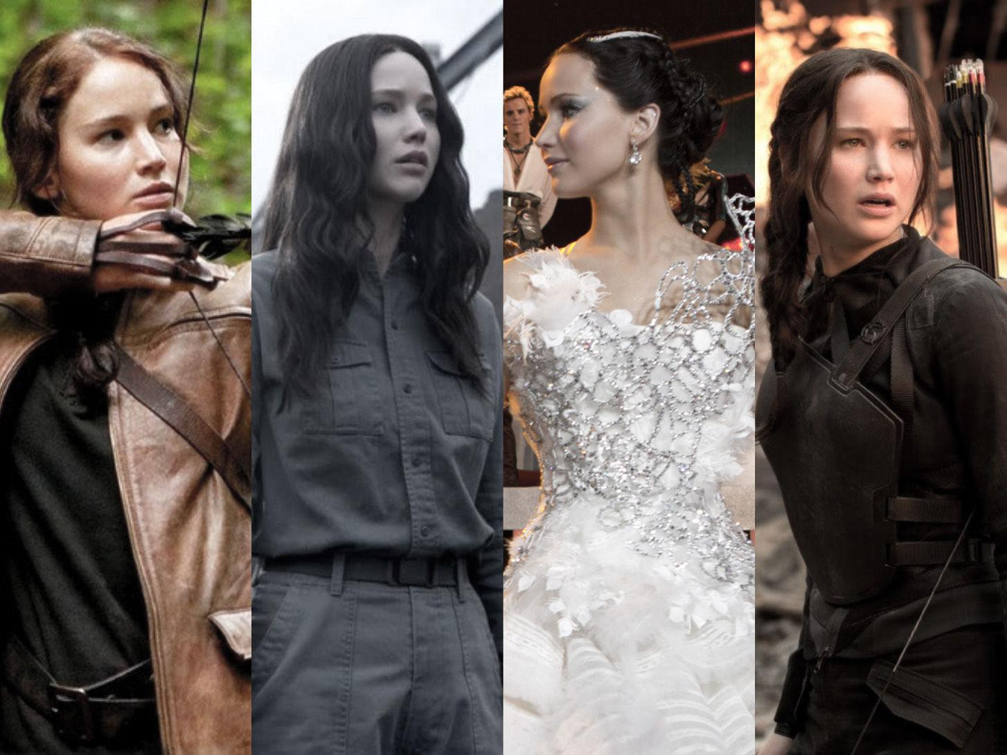 is katniss everdeen a positive role model Katniss everdeen holds all of the great qualities that a human being would ever want to possess she is the face that perfectly represents panem and she is such a role model because even through the toughest times she pulls through it for example she had to deal with losing her father, losing peeta to.