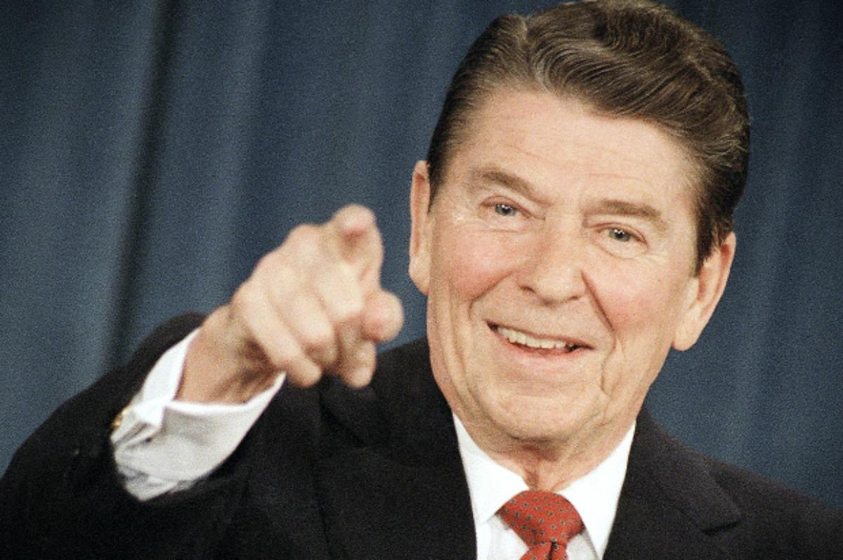 acting pictures of ronald reagan - HD1200×797