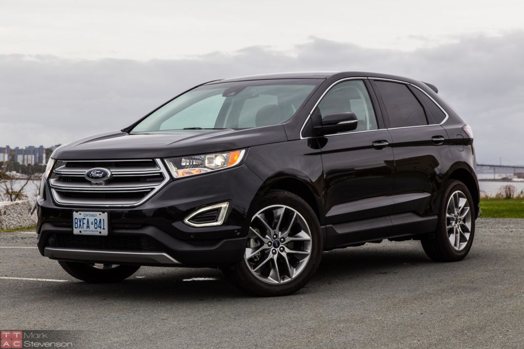 Ford Edge Se Review >> 2015 Ford Edge Titanium Review - Manufacturer of Doubt