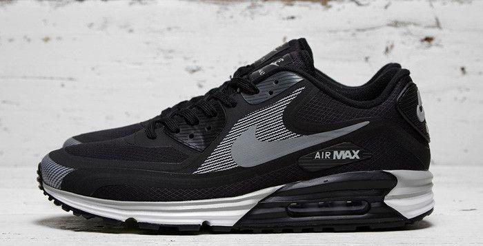 nike air max lunar 90 all black
