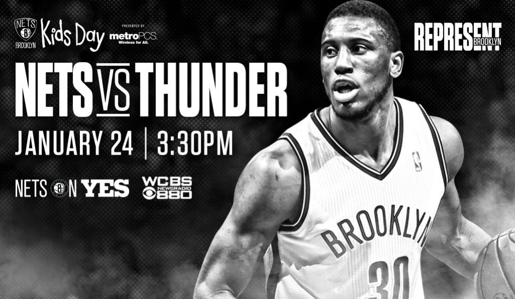 Preview: Nets vs. Thunder