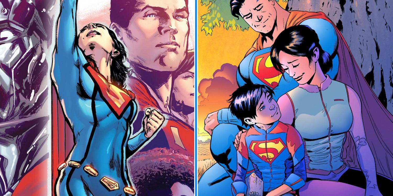 Lois Lane Is The Badass Of Superman Rebirth