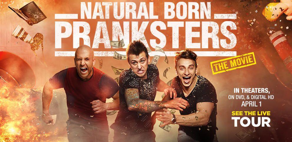 natural born pranksters movie - 991×483