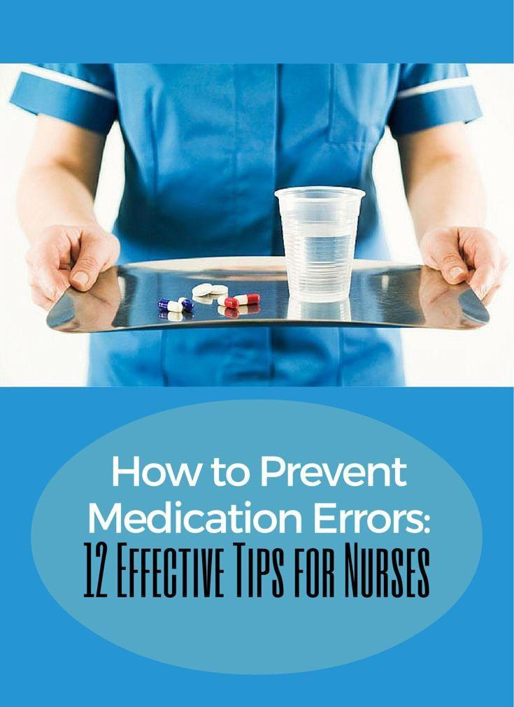 medication errors nursing Medication errors can happen to anyone in any place, including your own home and at the doctor's office, hospital, pharmacy and senior living facility kids are especially at high risk for medication errors because they typically need different drug doses than adults.