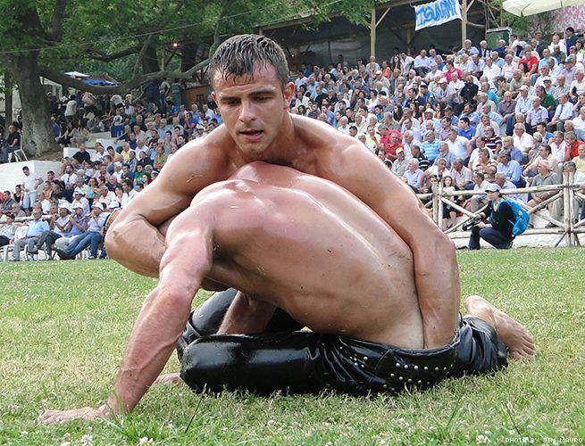 Gay Sport Video 94