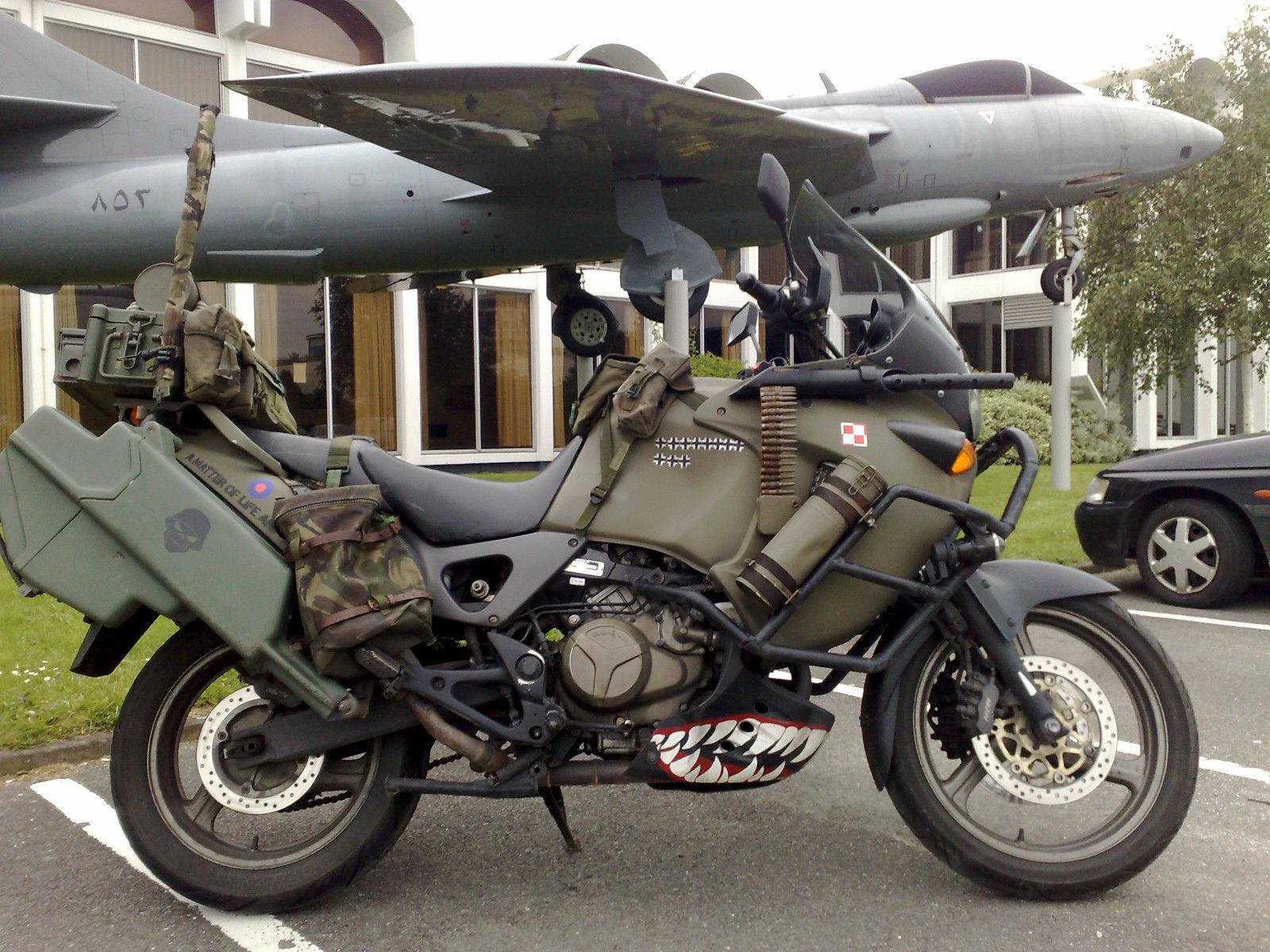 10 Awesome Survival Bikes For Whatever The World Throws