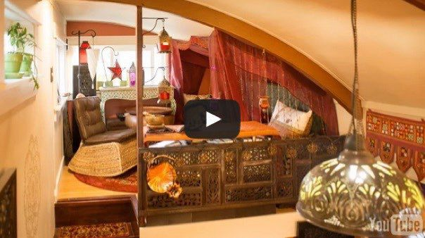 Stupendous Tour Of The Lilypad Tiny House On Wheels Largest Home Design Picture Inspirations Pitcheantrous
