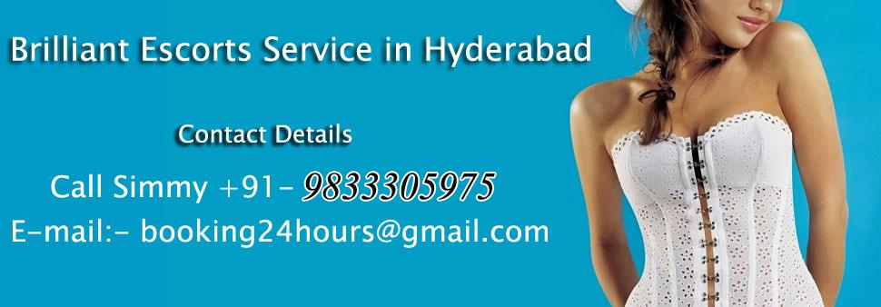 Hyderabad escorts service in call girls