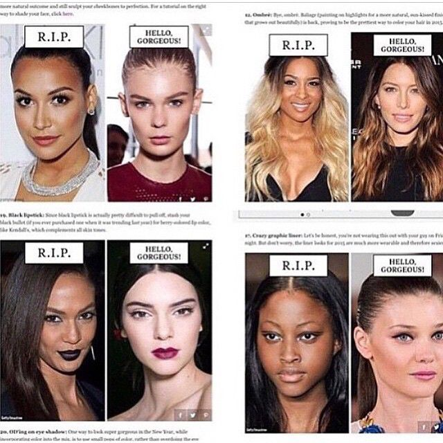 Black men dont date black women