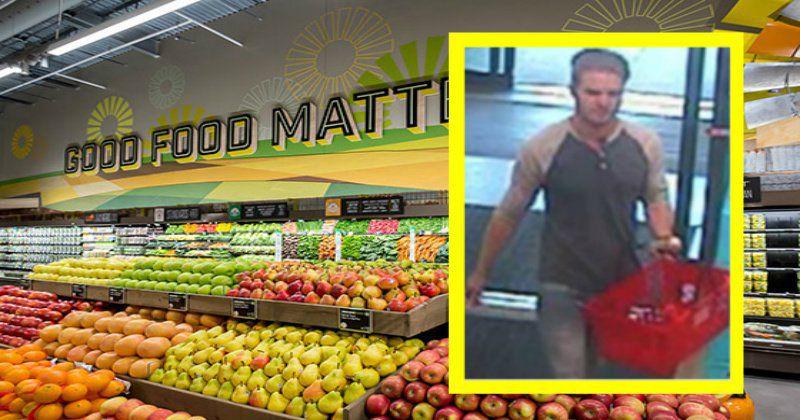 Man Caught Whole Foods Michigan