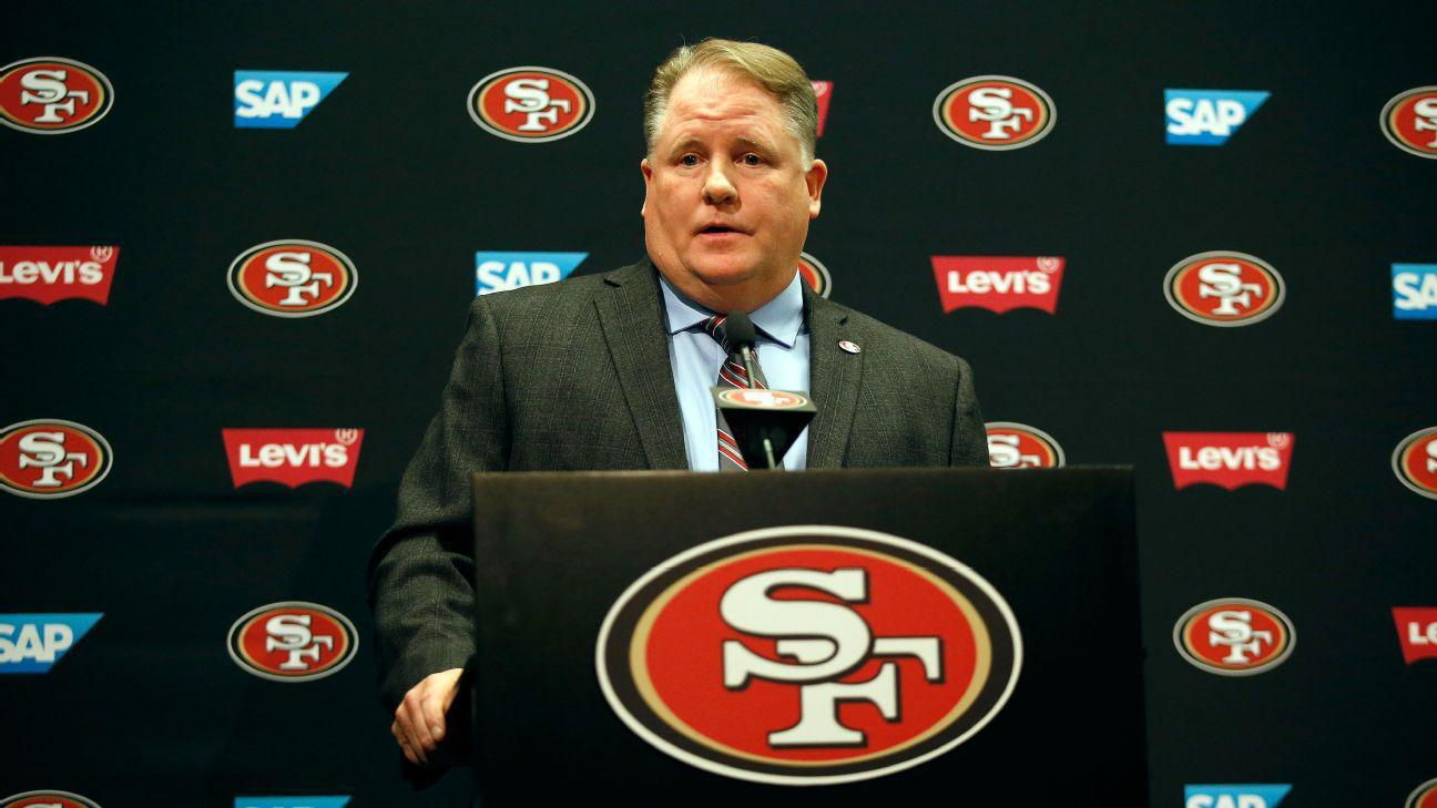 Chip Kelly sounds familiar in San Francisco news conference