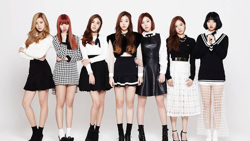 SONAMOO say their role model is Big Bang, talk about their