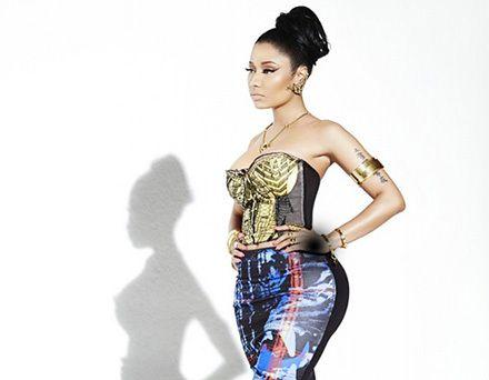 Nicki Minaj Performs &...