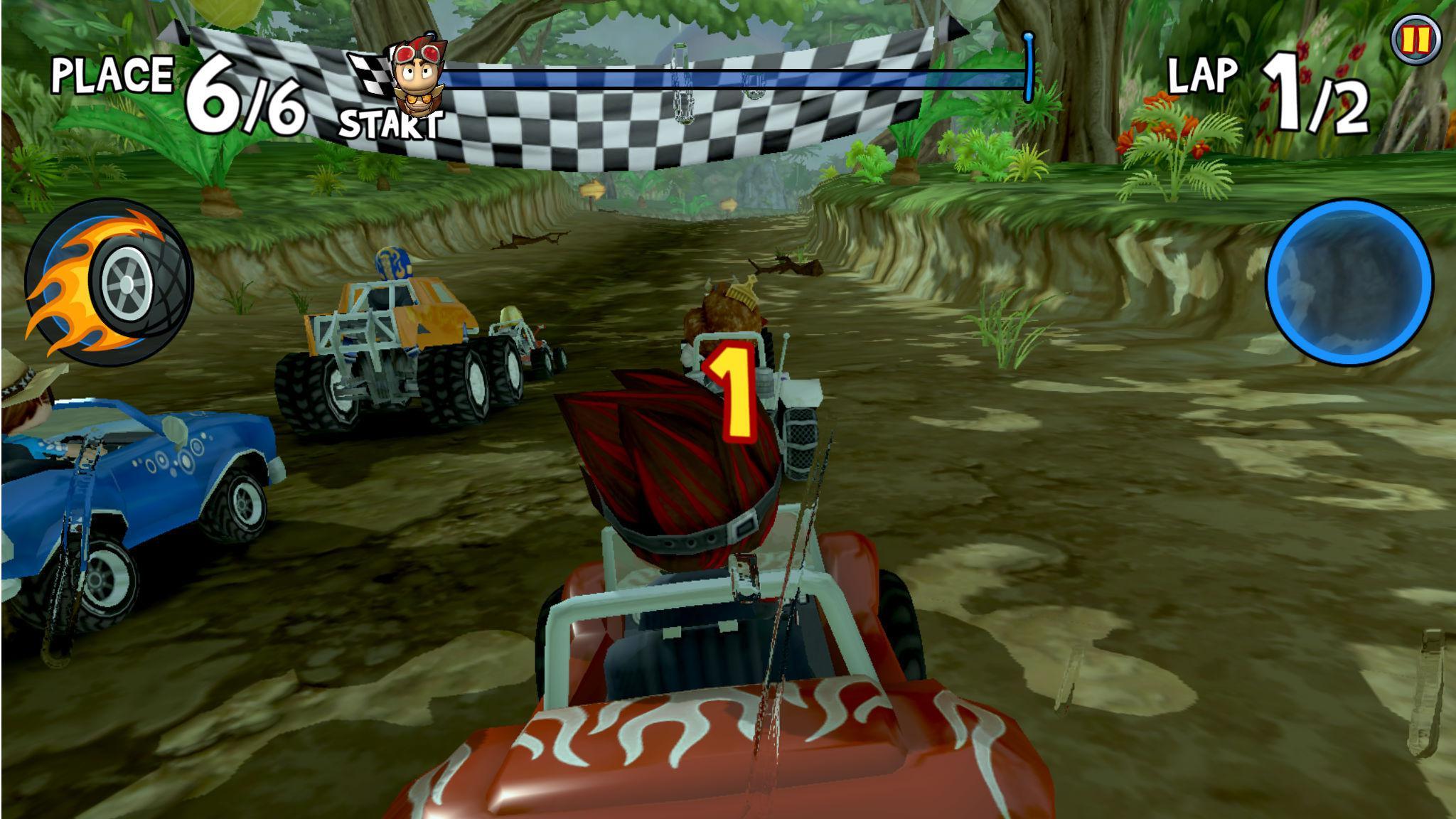 games car 3d