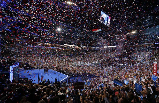 Why are Republicans and Democrats celebrating together? Because the FEC said they can raise more money.