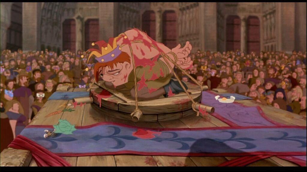 12 Saddest Non Death Disney Moments
