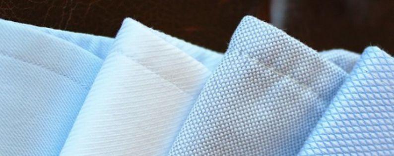 A Primer On Shirt Fabrics Poplin Vs Pinpoint Vs Twill