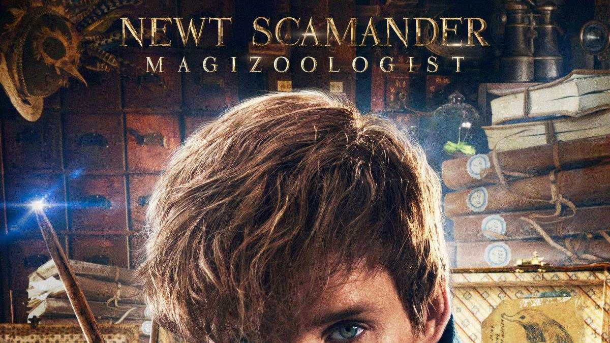 New Fantastic Beasts And Where To Find Them character ...