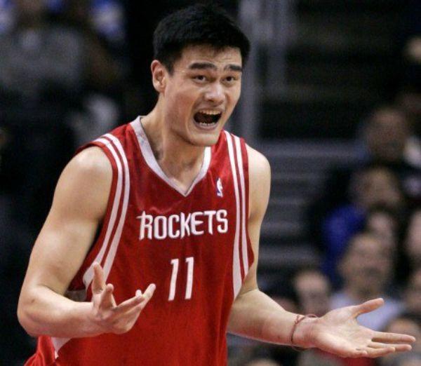 12) Yao Ming – $120 Million (net worth)