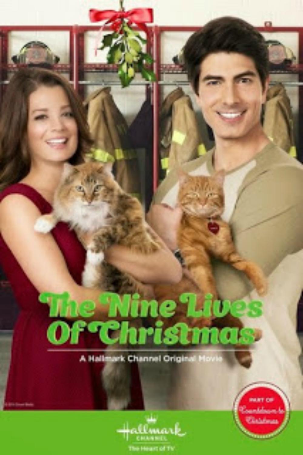 the nine lives of christmas - 499×750