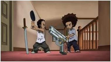 Download the boondocks episodes watch the boondocks online for free the boondocks season dvds - Boondocks season download ...