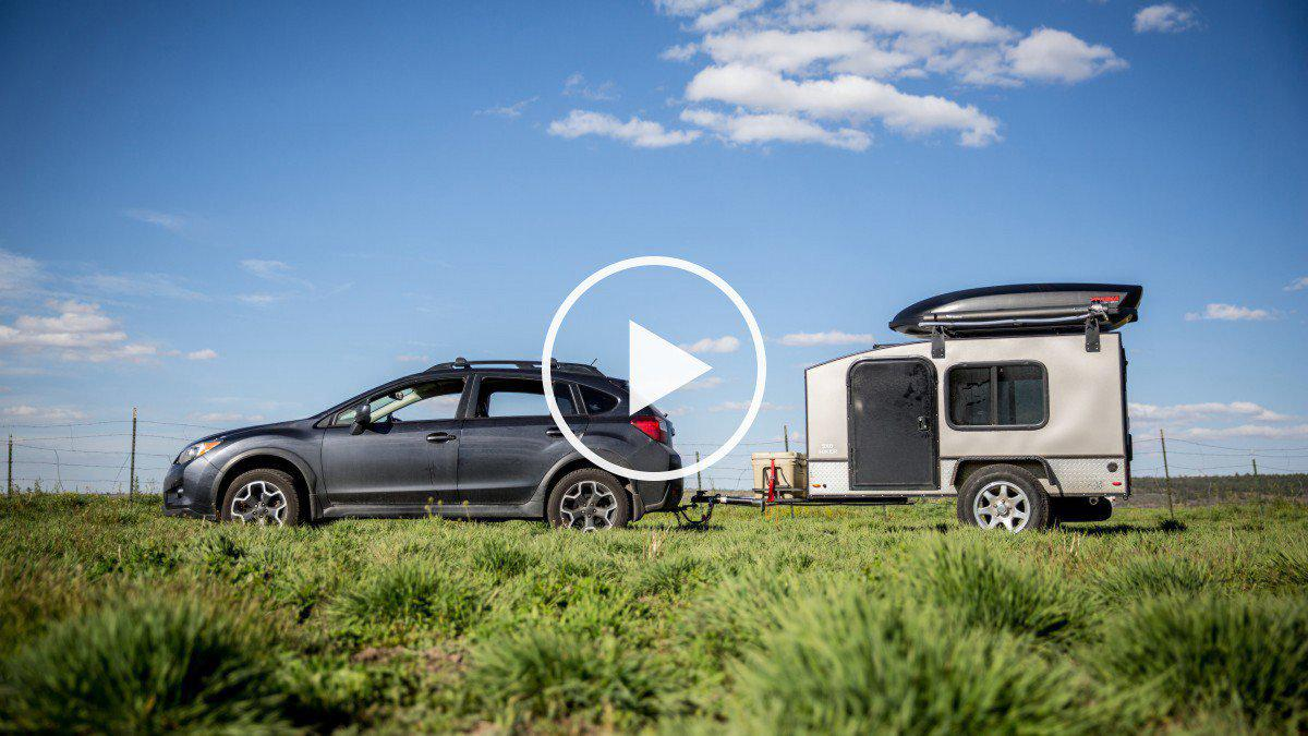 Overland Expo West >> A Simple Teardrop Trailer Is the Perfect Adventure Vehicle