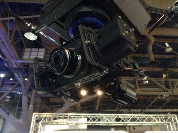 JVC getting into the UAV camera/gimbal market