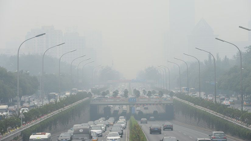 an analysis of the pollution issue in the united states This first issue of the state of global air report brings into one  from the most  recent (2015) analysis of the gbd, exposure to  brazil, and the united states.