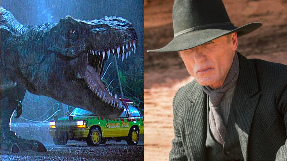 WESTWORLD Is JURASSIC PARK in Hilarious Side-by-Side ...